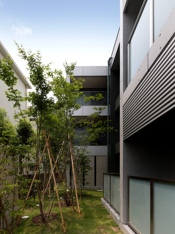 no.11の庭|planta landscape design, garden design
