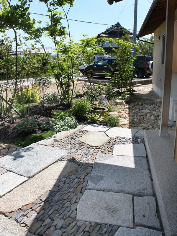 恋野の庭|planta landscape design, garden design