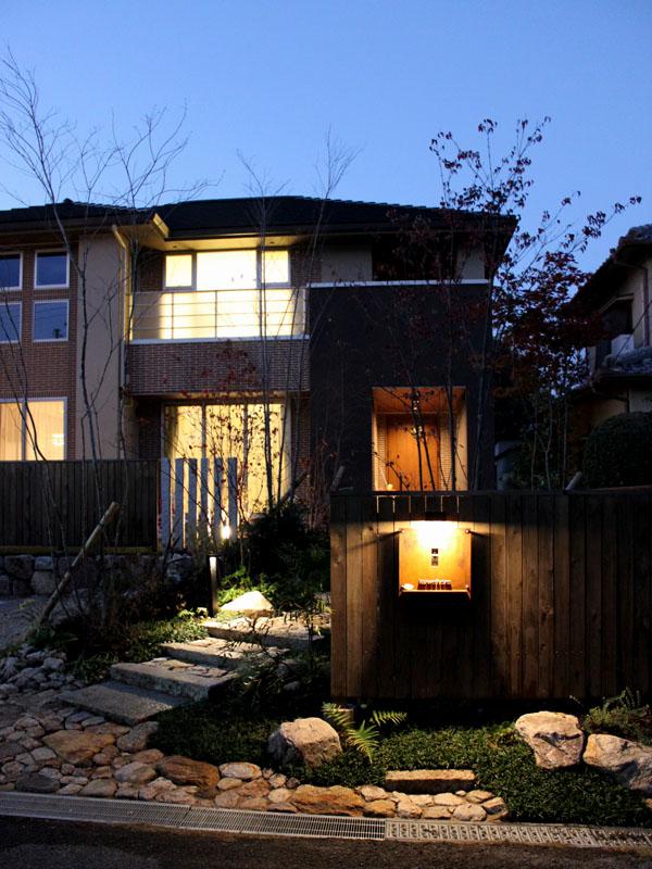 三松の庭|planta landscape design, garden design