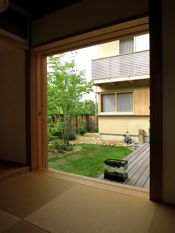 朱雀の庭|planta landscape design, garden design